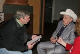 Ken Interviewing Dr. Ralph Stanley March 17, 2007